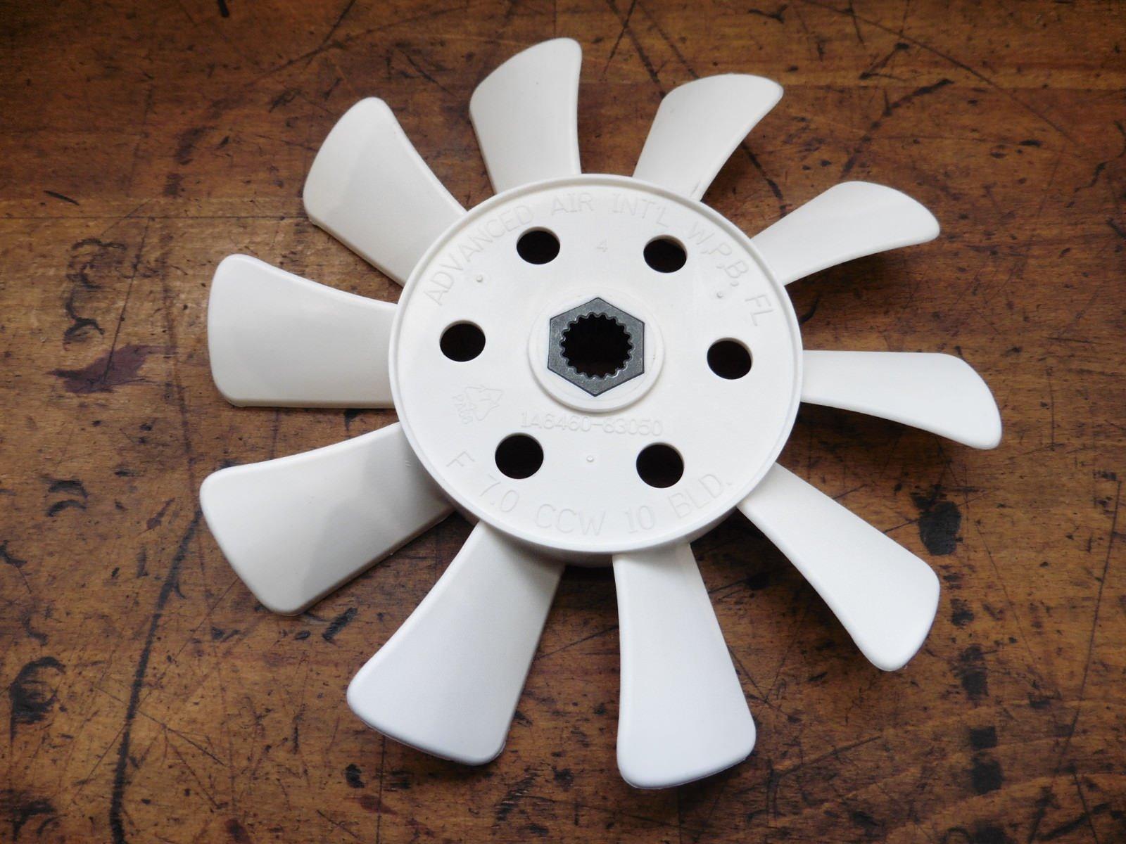 STIGA Lüfterrad für Park Rasentraktor Tuff Torq Getriebe Antrieb Lüfter Gebläse