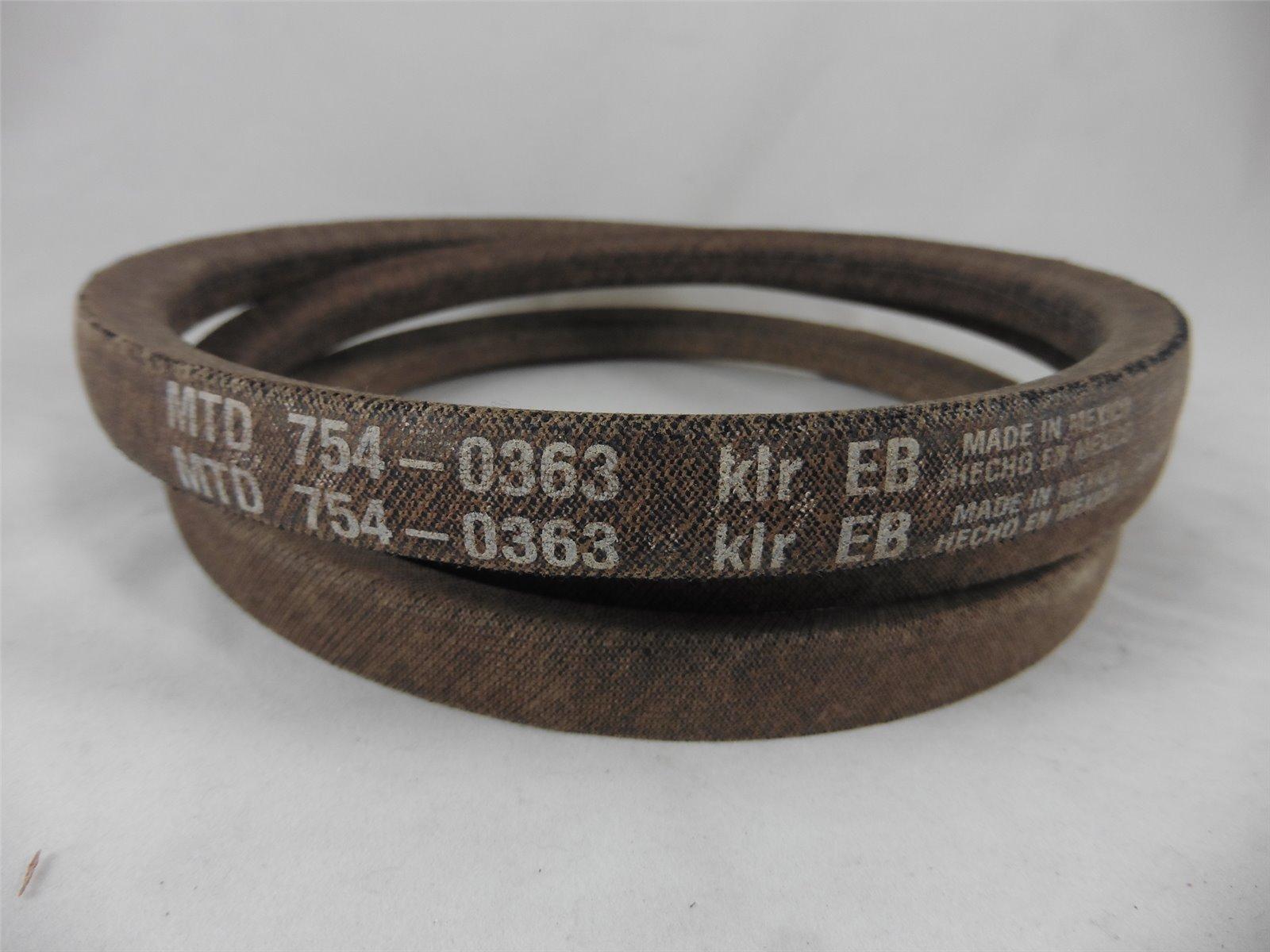 Keilriemen für MTD RMS 12//81 13AC452D628 3 Stück