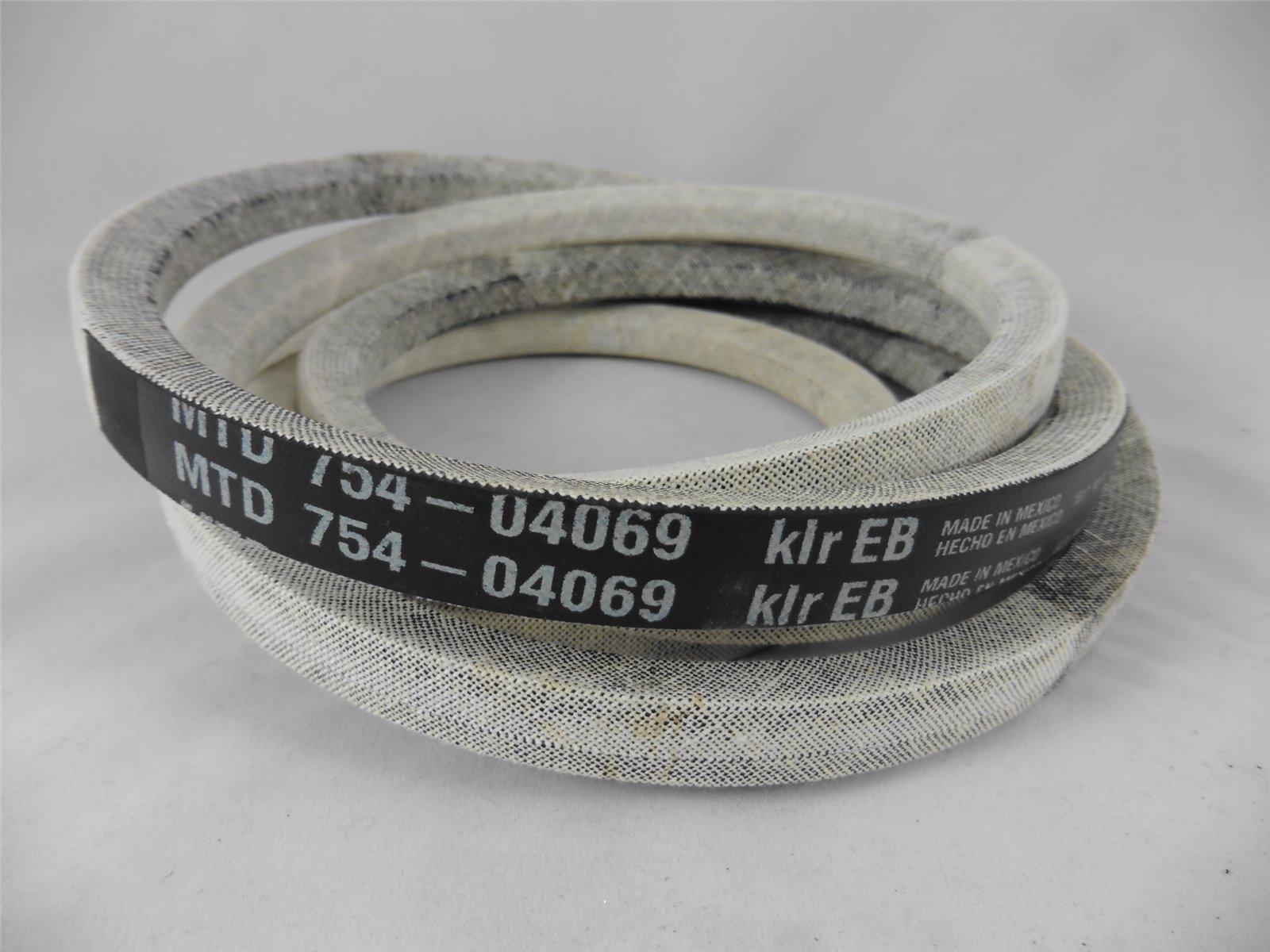 2008 tondeuse! Courroies trapézoïdales GUTBROD GLX 105 rhl-K 13bg516n690