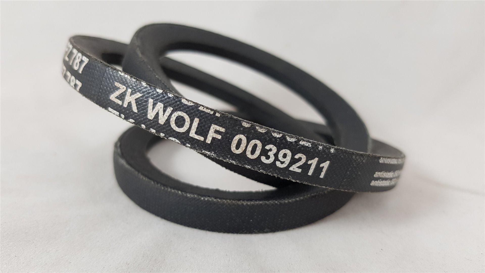 Original Keilriemen Fahrantrieb Wolf Cart SV 4 M