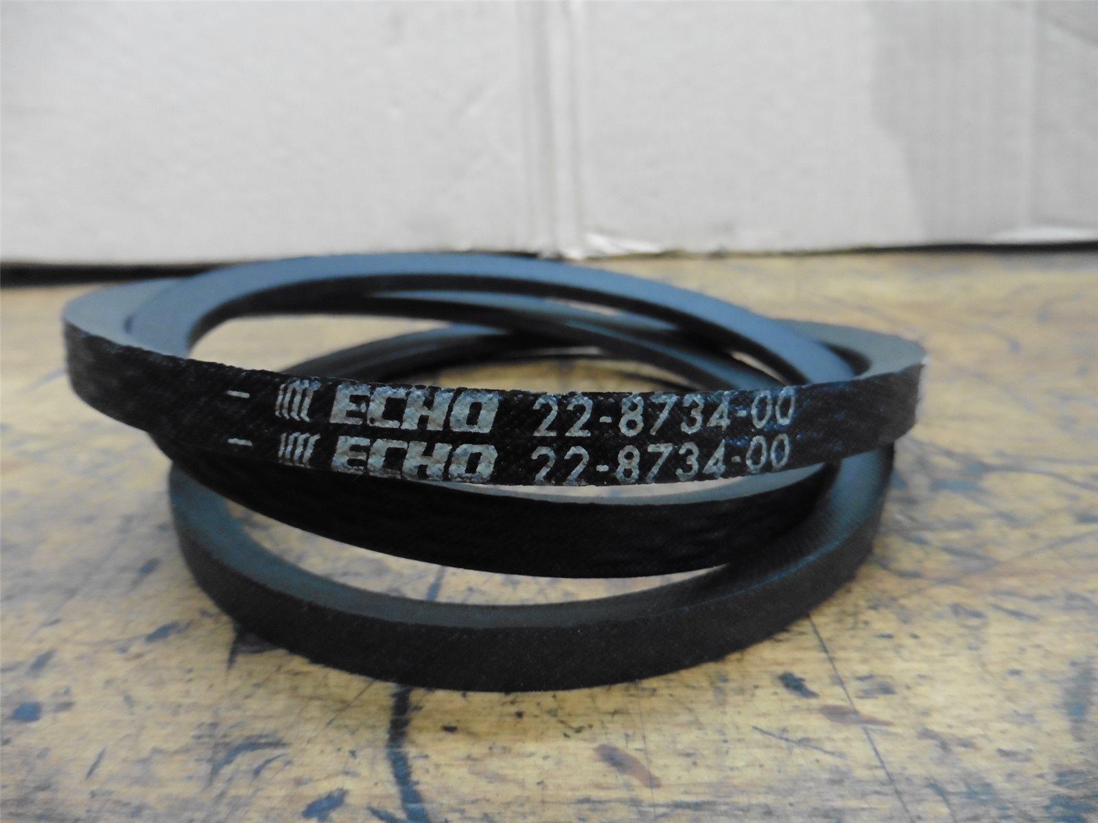 original Echo KM-3000 3001 4000 Keilriemenscheibe Riemenscheibe Kehrmaschine