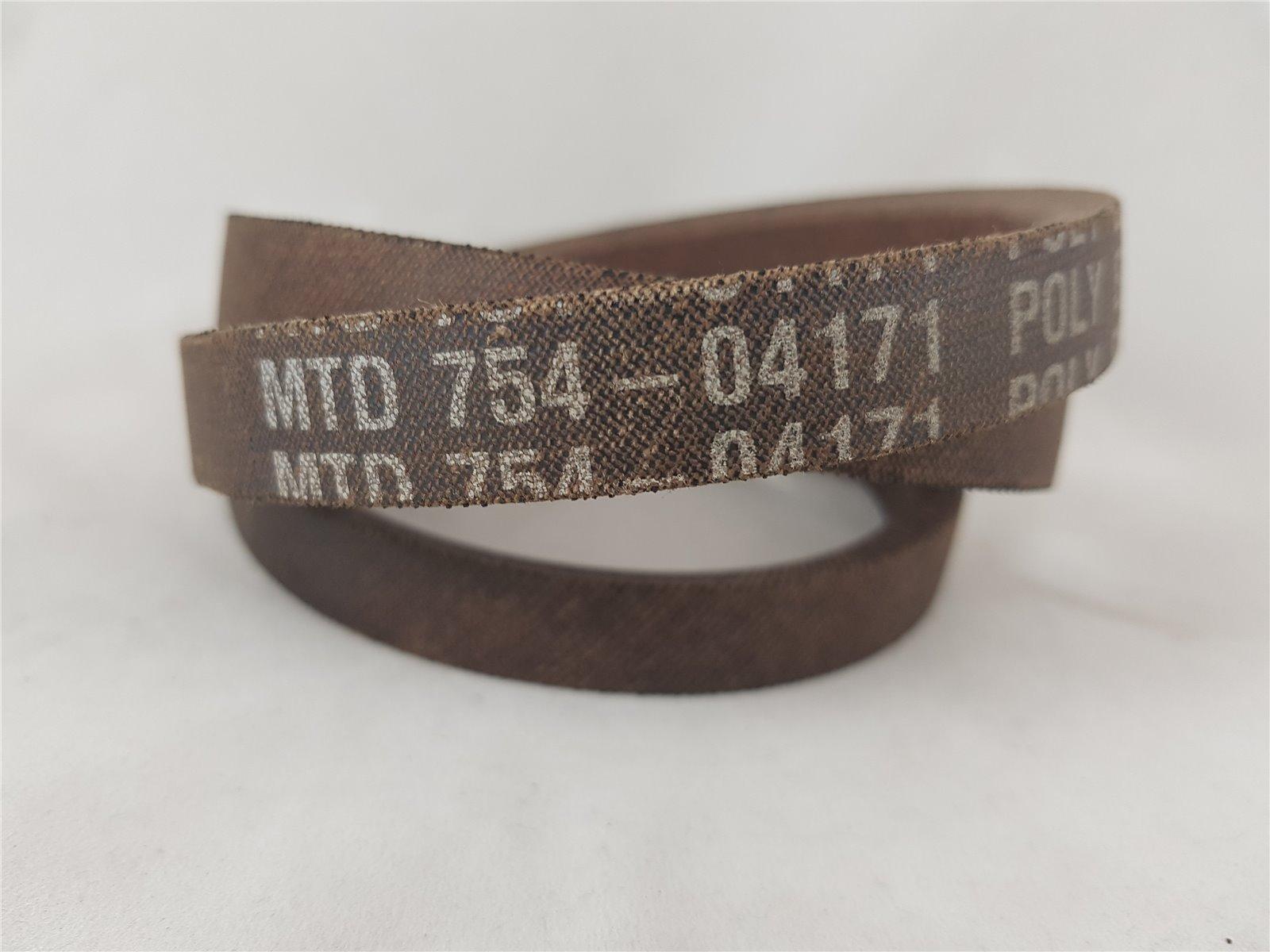 MTD Keilriemen Rasentraktor Mastercut Fahrantrieb Aufsitzmäher 754-04268 orig