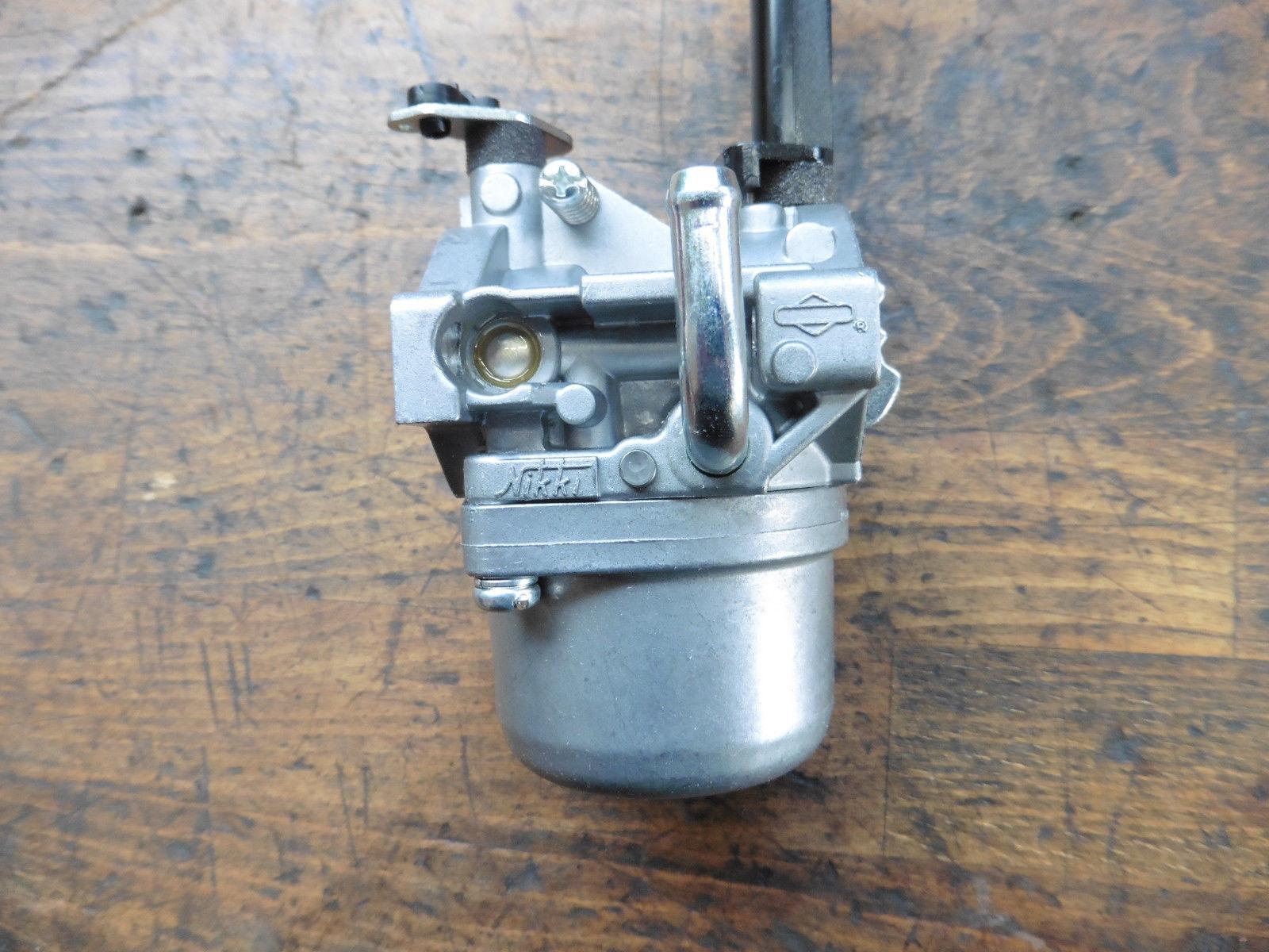 original Briggs /& Stratton Vergaser 591378 Schneefräse Motor Intek I//C 1350 1450
