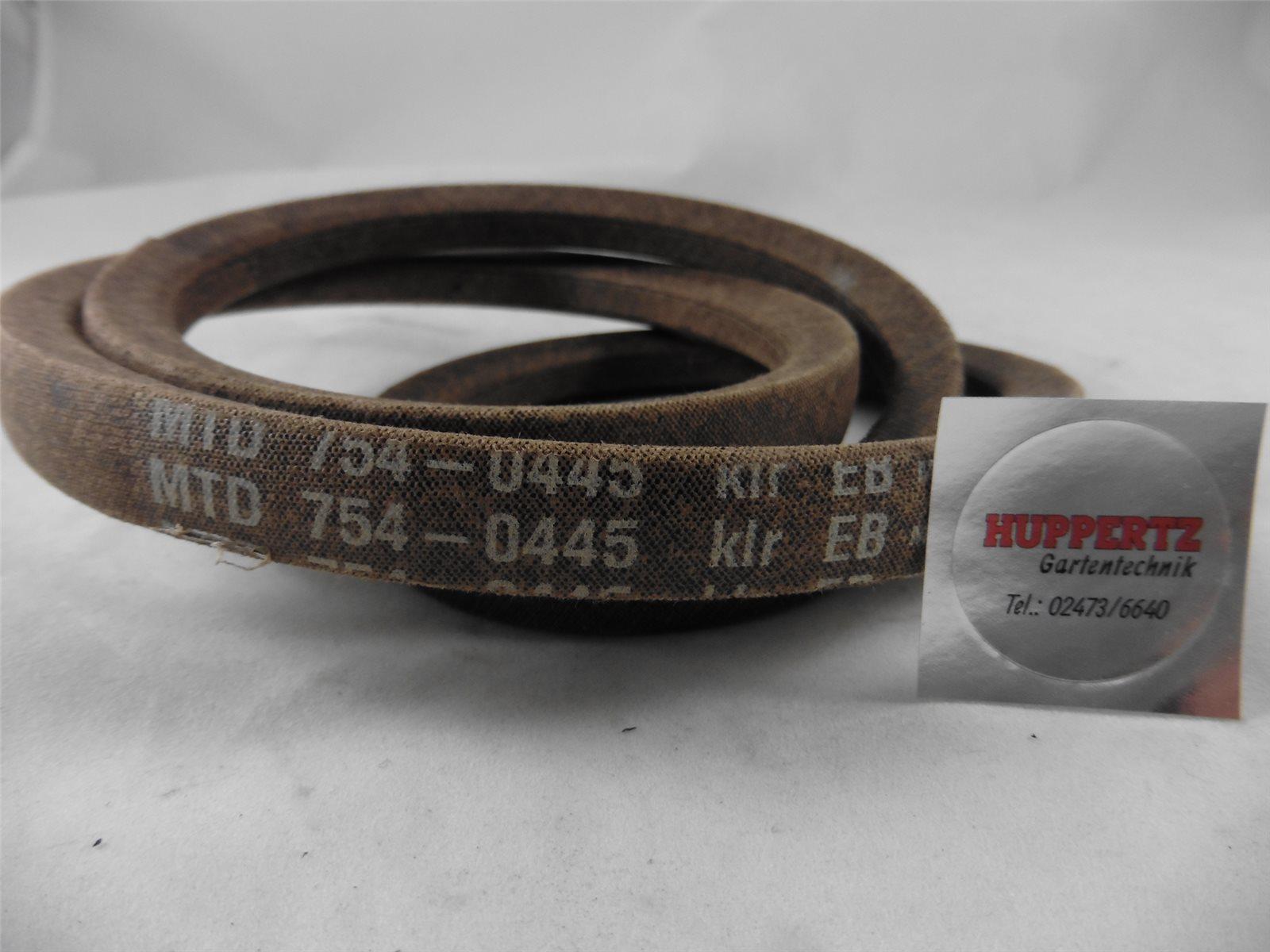 Mähwer 1998 Keilriemen für MTD 125-76 13BL452C659