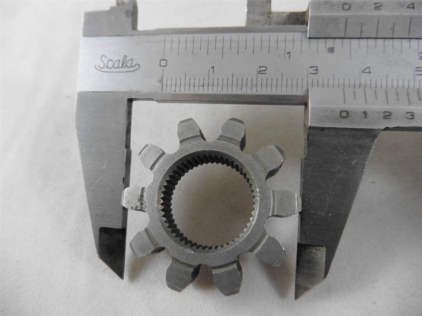 Zahnrad 1 Gang Peerless Getriebe Rasentraktor Traktor Schaltgetriebe MST 205 540