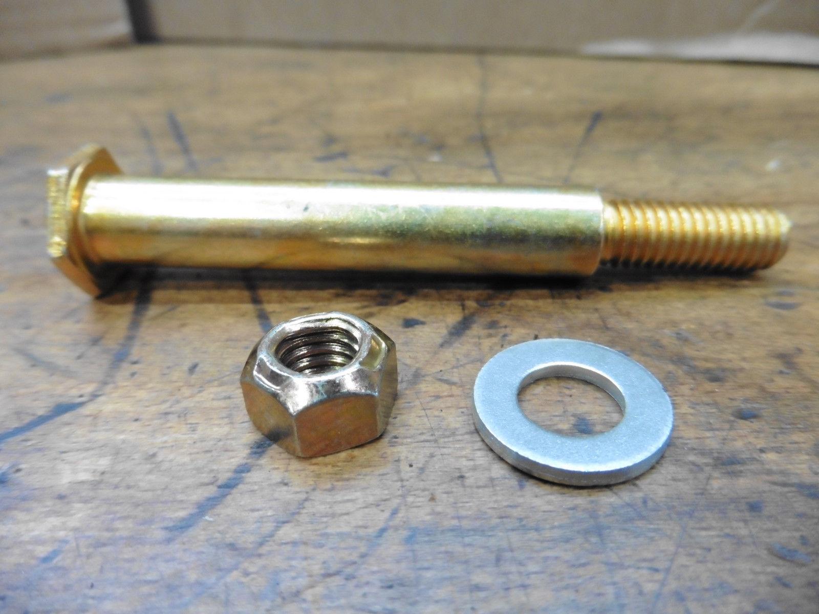 Schraube für Stützrad am Mähwerk passend Husqvarna CTH184T Rasentraktor