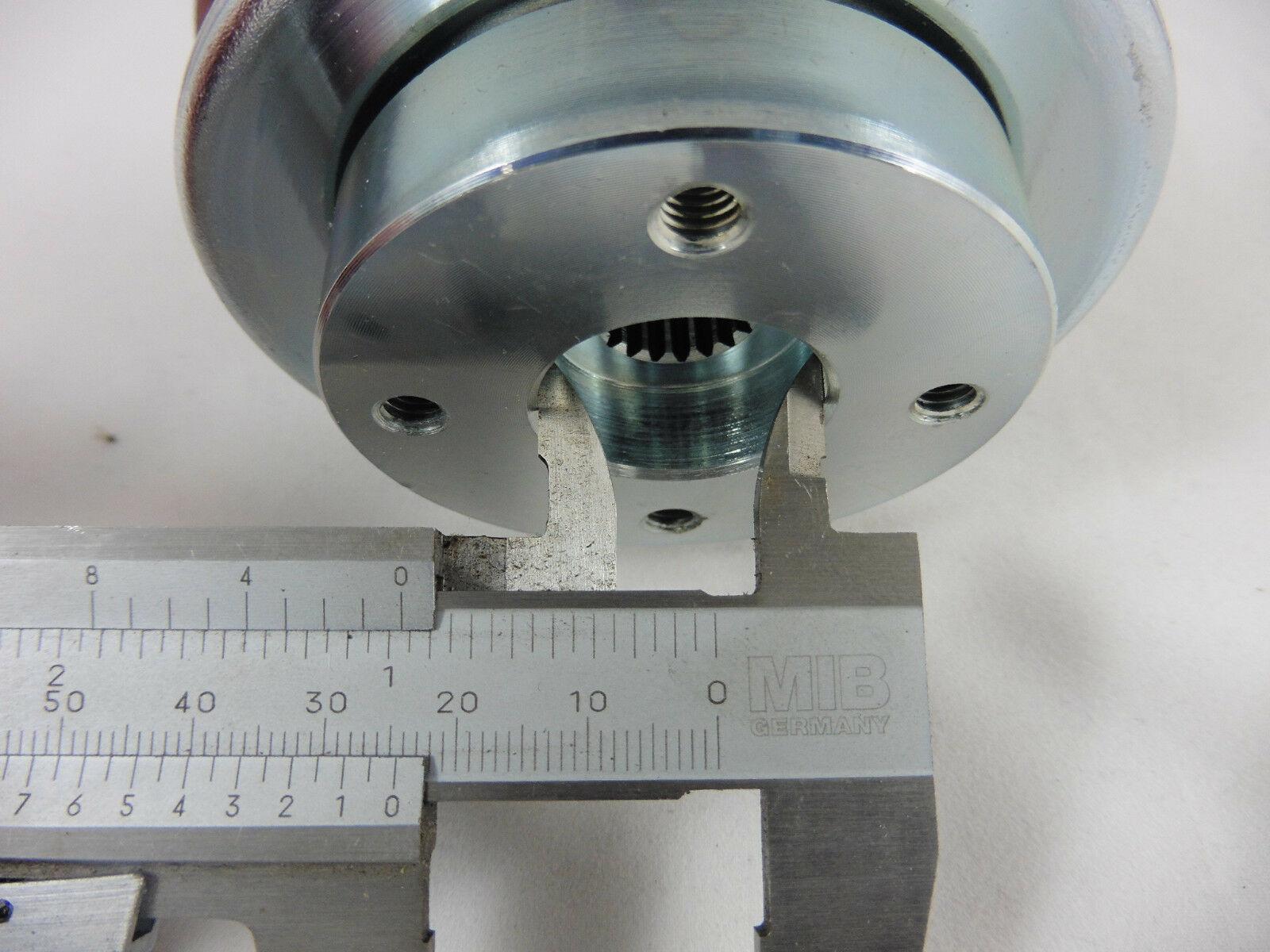 Original Stiga Rasenm/äher Getriebe Riemenscheibe Teilenummer 122601909//0 f/ür die aufgef/ührten Modelle