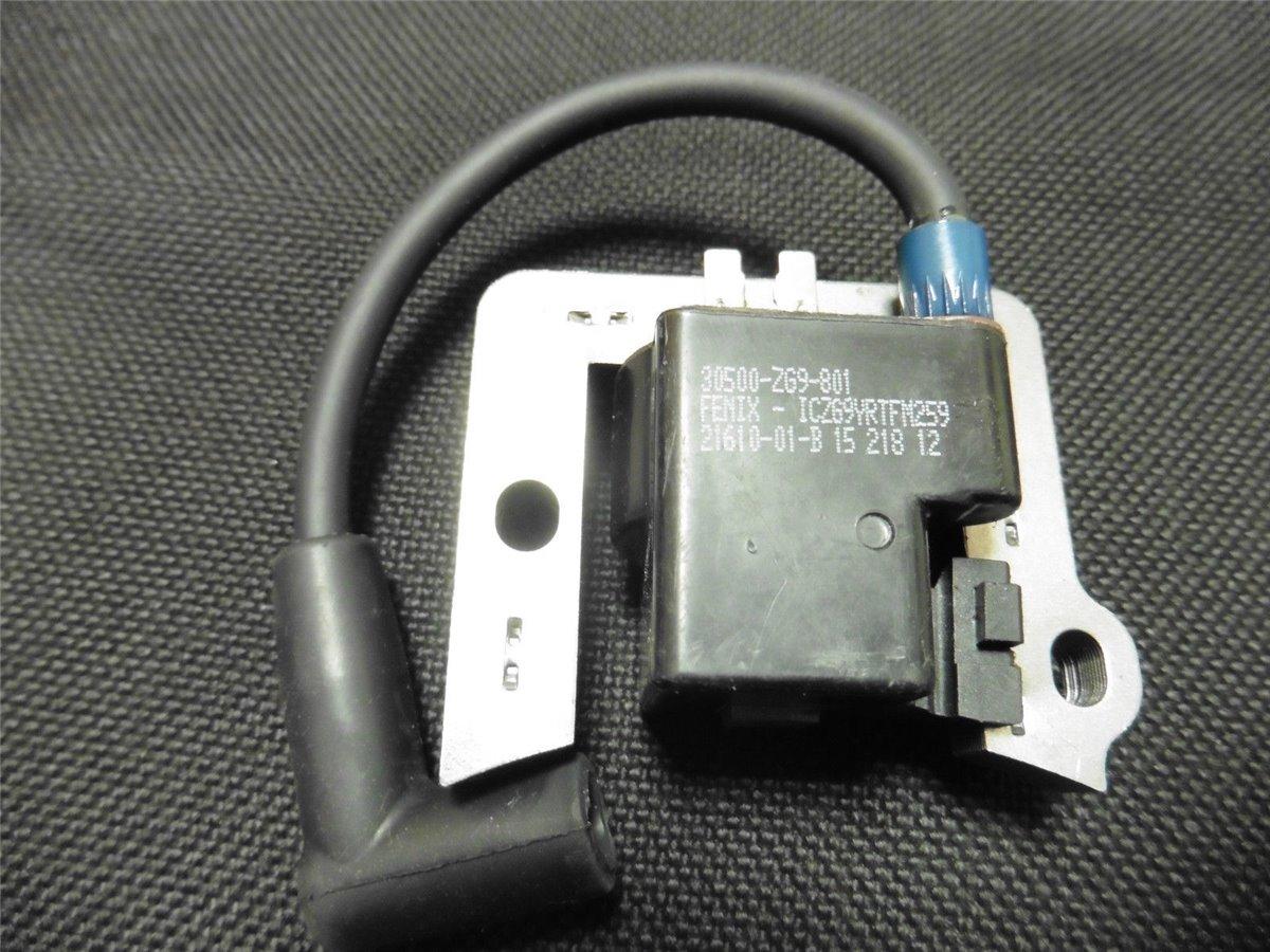 Zündspule passend HONDA GXV 140 GXV 160 K1 inkl Zündkerze 30500-ZG9-801